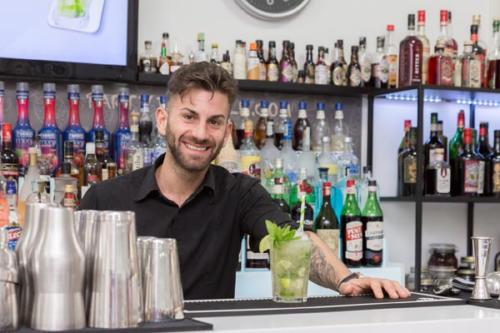 Corsi Bartender Professionali a Roma Party in Bottle