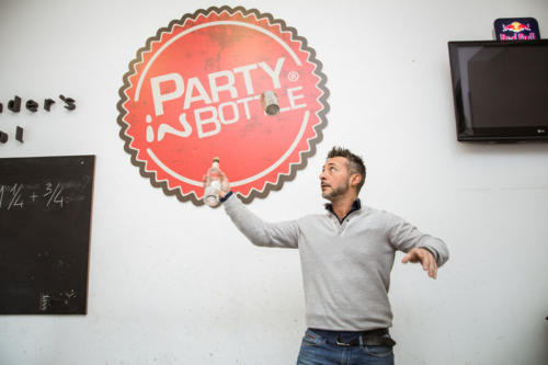 Party in bottle corsi per bartender flair a Roma